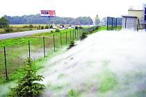 Údržba stanice přinese i mlhu