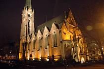 Kostel svaté Alžběty v Teplicích