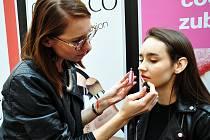 V pondělí odpoledne proběhl v OC Galerie casting Elite Model Look