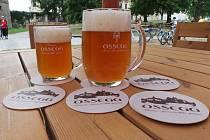 Klášterní pivovar Ossegg.