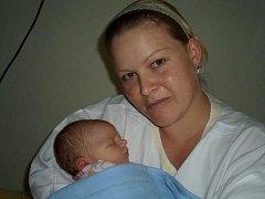 Mamince Iloně Novotné z Bořislavi se 4. září v 19.02 hod. v teplické porodnici  narodil syn Jakub Gazdoš. Vážil 3,10 kg a měřil 48 cm.