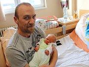 Štěpán Lewkowicz se narodil Heleně  Lewkowiczové z Oseka  4. dubna  ve 12.50 hod. v ústecké porodnici. Měřil 49 cm a vážil 3,19kg.