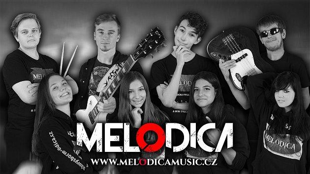 Kapel Melodica zBíliny.