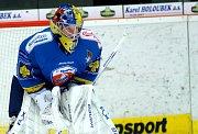 Pavel Francouz v dresu Ústí nad Labem
