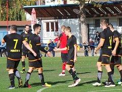 Fotbalisté proboštovského béčka míří za podzimním okresním titulem.