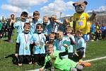 Okresní finále McDonald´s Cupu v Teplicích