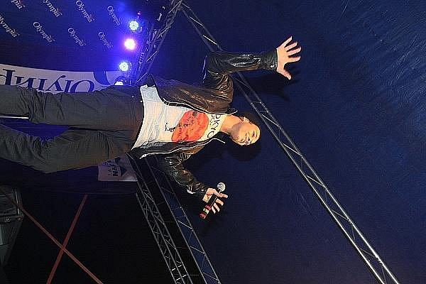 Koncert Superstar v Olympii