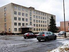 V TÉTO BUDOVĚ v areálu bývalé Geoindustrie v Proboštově by možná mohlo být vězení.