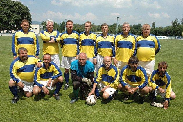 Slavili sto let fotbalu ve městě