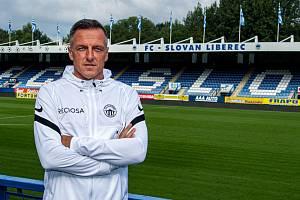 Novým trenérem libereckých fotbalistů je Luboš Kozel. V sobotu povede tým proti Pardubicím.