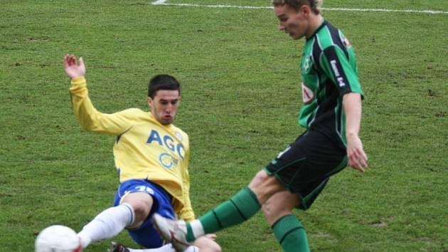 Fotbal Teplice - Příbram