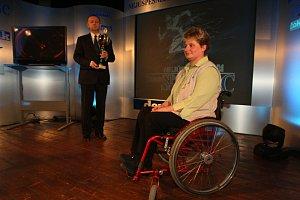 Vyhlašování ankety o nejúspěšnějšího sportovce Teplicka za rok 2008