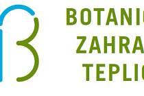 Botanická zahrada Teplice má nové logo.