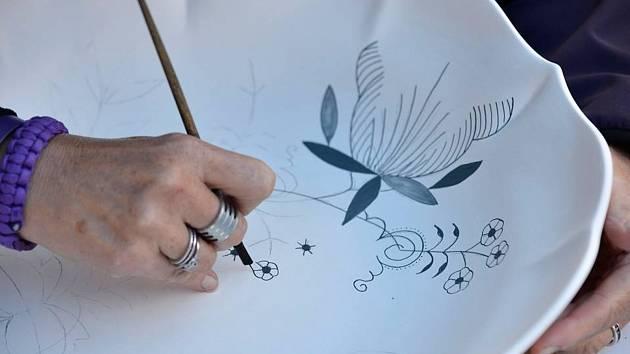 Na veletrhu v Drážďanech bude vidět i porcelán z Dubí.