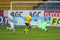 Před rokem Teplice porazily Liberec 2:0, jeden z gólů dával Tomáš Kučera.