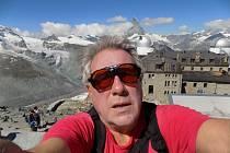 Ústecký cestoval Ervín Dostálek navštívil Matterhorn a okolí.