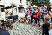 Město Osek žilo v sobotu i v neděli tradiční poutí