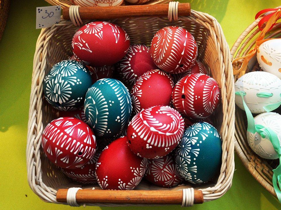 Velikonoční tradice v Oseku.