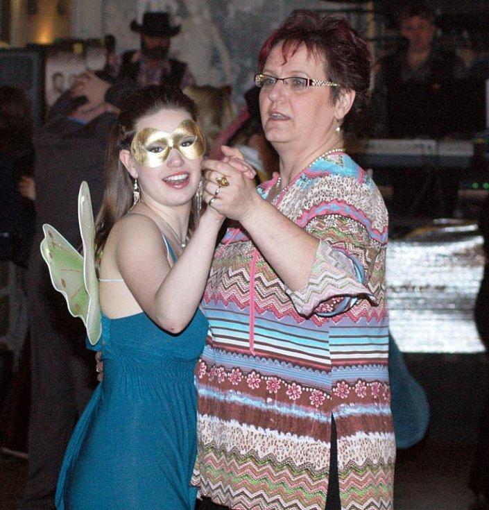 Rytířský ples v Teplicích