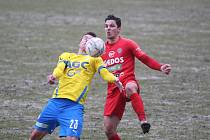 Ve středu Teplice doma porazily v poháru Brno 2:0.