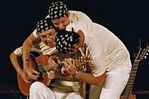 Kytarové trio ze Srbska vystoupí v Duchcově