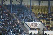 Diváci na fotbale Teplice  - Plzeň