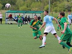 Srbice - Žatec 2:1 po penaltách