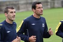 Zahájení letní přípravy FK Teplice pod staronovým trenérem Petrem Radou