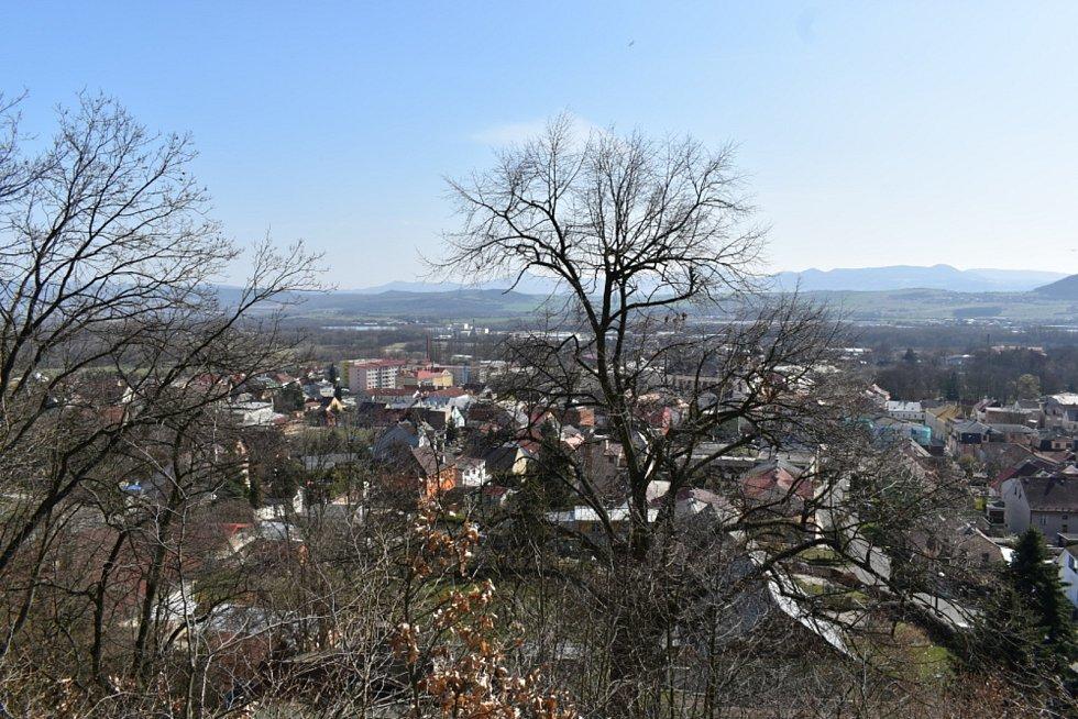 Křížová cesta v Krupce - Bohosudově
