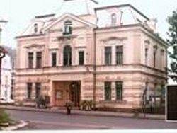 Budova dubské radnice.