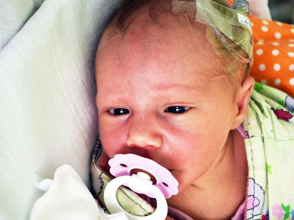 Viktorie Mašková se narodila Markétě Maškové zOseka 6. září  v8,29 hodin v teplické porodnici. Měřila 50 cm, vážila 2,95 kg.