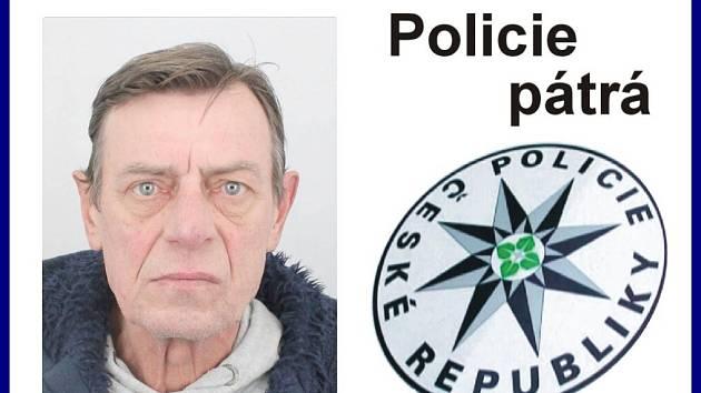 Policie pátrá po Pavlu Švihlíkovi