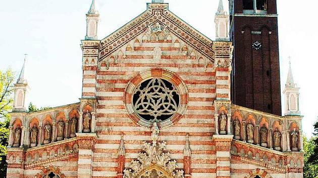 Kostele Panny Marie v Dubí