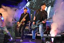 Akce Runway Teplice a koncert kapely UDG