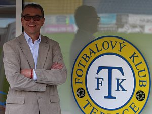 Petr Hynek, nový ředitel FK Teplice