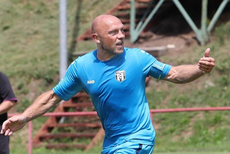 Pavel Sedláček - TJ Oldřichov