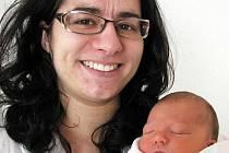 Mamince Marii Tesařové z Duchcova se 25. února v 5.05 hod. v teplické porodnici narodila dcera Anna Tesařová. Měřila 50 cm a vážila 3,50 kg.
