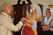 NA ZÁMKU Duchcov bude veselo Casanova se bude ženit!