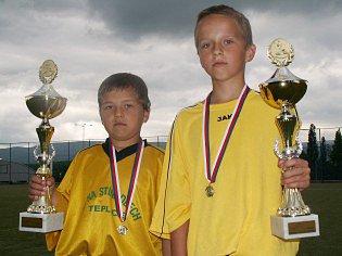 Vítězové Mc Donalds Cupu.