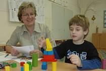Probíhaly zápisy do prvních tříd základních škol.