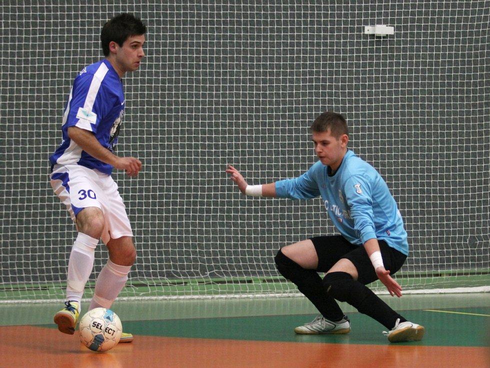 Brankář Balticflory B Nikita Zyryanov