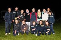 Hájští hasiči