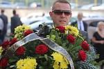 Pohřeb Františka Hrdličky