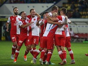 Teplice dostaly od Slavie tři góly