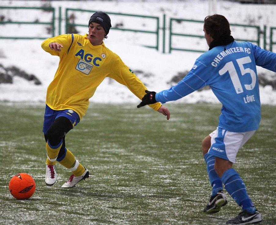 FK Teplice B - Chemnitzer FC 0:2
