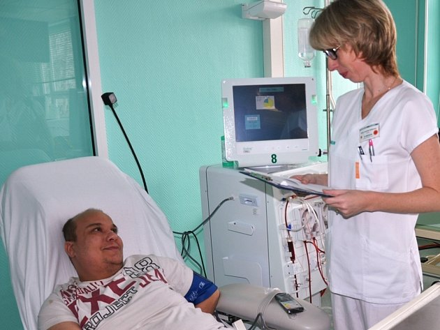 Dialyzační středisko B. Braun Avitum Teplice
