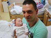 Vanesa Radičová se narodila Kateřině Vajgertové z Teplic 1. dubna  ve 21.49 hod. v ústecké porodnici. Měřila 52 cm a vážila 3,77 kg.
