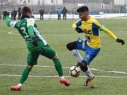 Teplice v přípravě vyhrály ve Vlašimi 2:0
