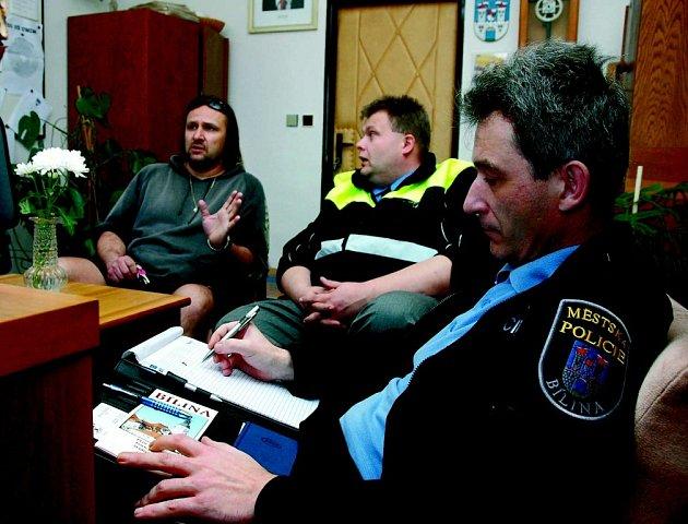 Šikanu na základní škole řešili městští strážníci.
