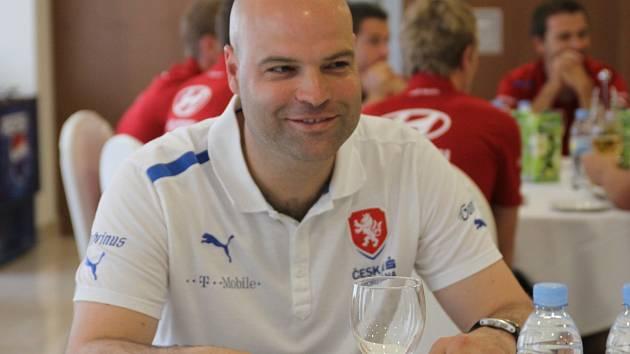 Jakub Dovalil ještě coby trenér české reprezentace do 21 let